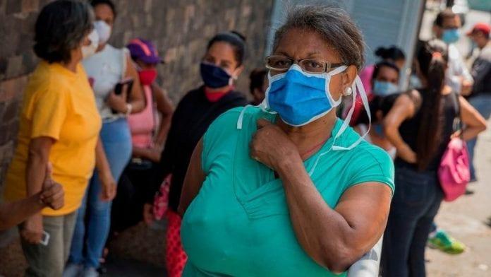 1012 casos de COVID 19 en Venezuela -1012 casos de COVID 19 en Venezuela