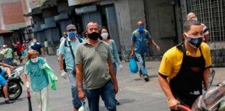 1.127 casos de COVID-19 en Venezuela
