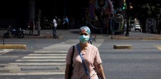 1124 casos de COVID-19 en Venezuela