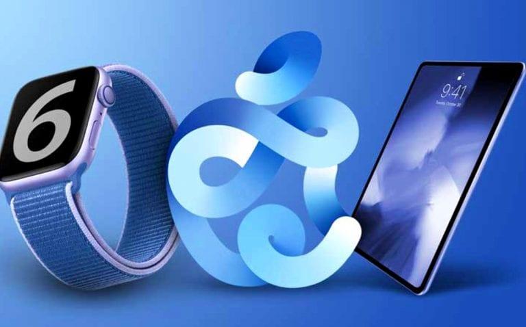 ¡Sin iPhone 12! Apple Event presenta Watch Series 6 y nuevos iPad