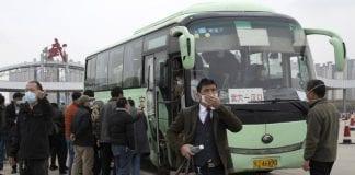 Autobús chino - Noticias24Carabobo