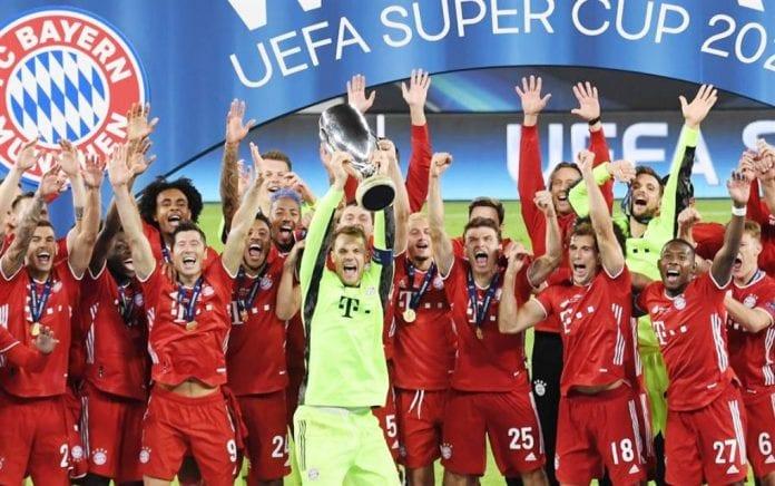 Bayern alzó la Supercopa de Europa - noticias24 Carabobo