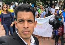 detención del corresponsal de Impacto Venezuela