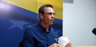 Capriles invitó a participar en elecciones