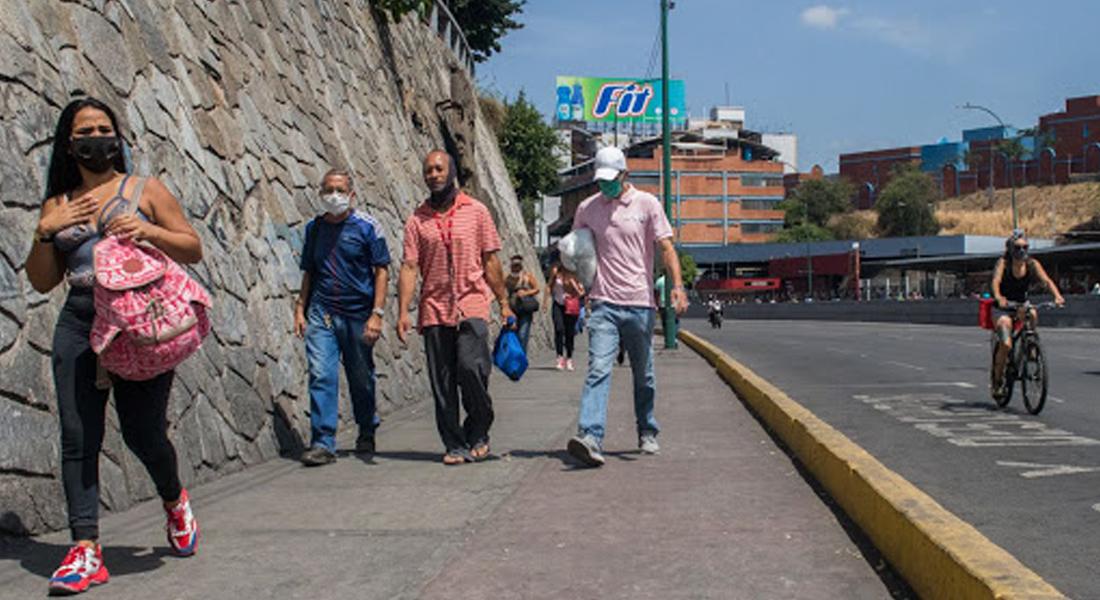 406 casos 406 casos de COVID-19 en Venezuela