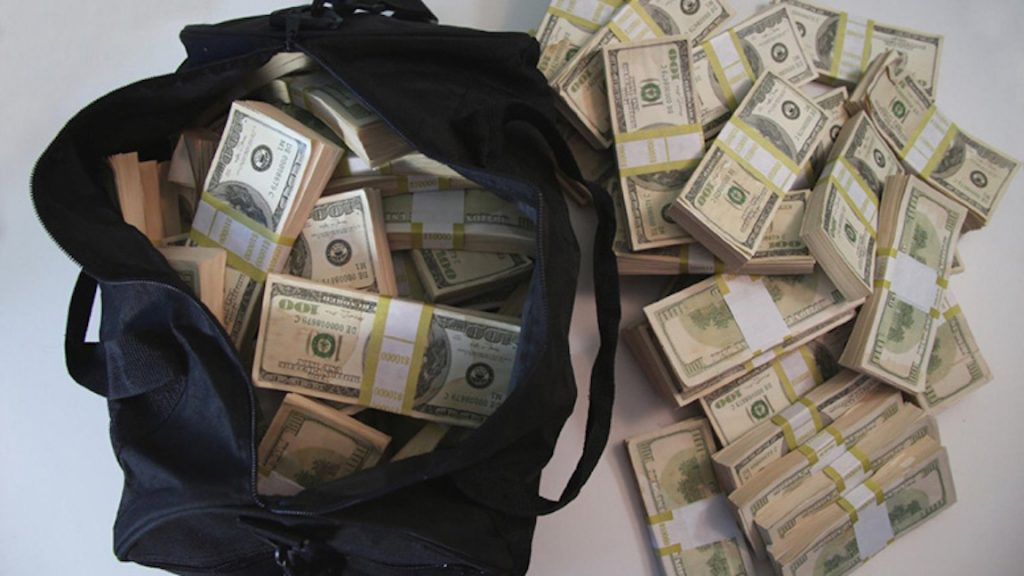 Congelan millones de dólares a Alex Saab