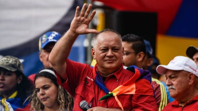 Diosdado Cabello retorna - Diosdado Cabello retorna