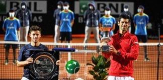 Djokovic doblega a Schwartzman - noticias24 Carabobo