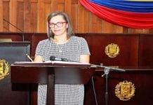 EEUU sancionó a Indira Alfonzo - noticias24 Carabobo