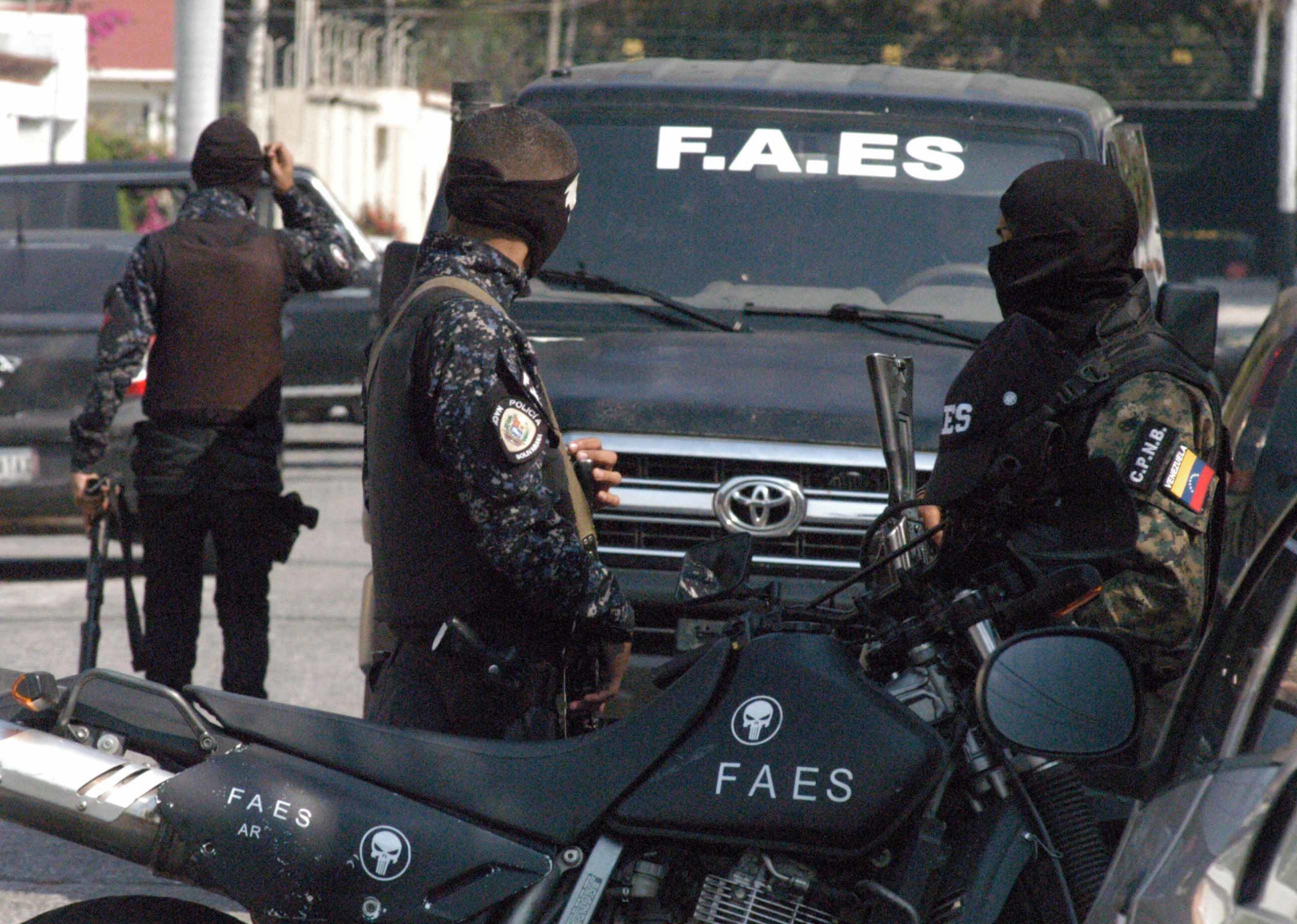 FAES como grupo terrorista