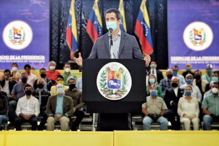 Guaidó invitó a acompañar protesta - noticias24 Carabobo