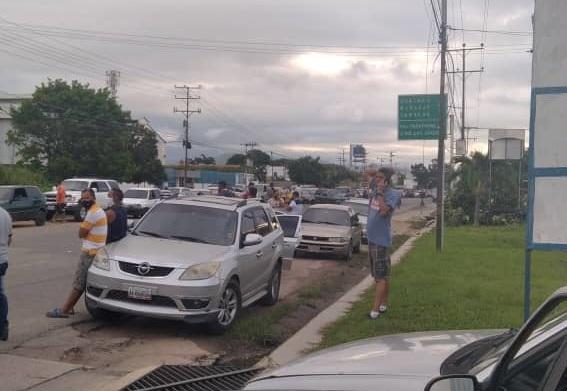 Situación de la gasolina en Carabobo - Situación de la gasolina en Carabobo