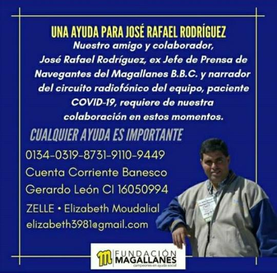 Locutor José Rafael Rodríguez - Locutor José Rafael Rodríguez