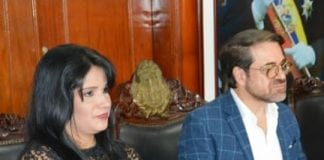 Betzabeth Arroyo asumirá la presidencia - N24C