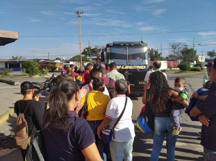 Transporte en Los Guayos - Transporte en Los Guayos
