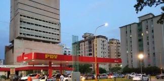 Escasez de gasolina en Carabobo