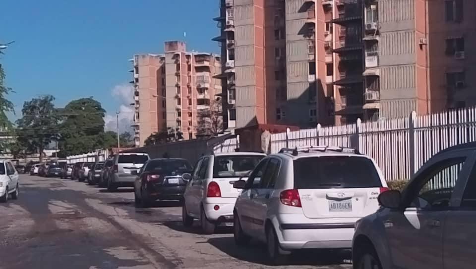 Maracay sin gasolina - Maracay sin gasolina