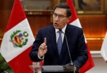 Presidente Martín Vizcarra - Presidente Martín Vizcarra
