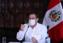 Golpe de estado a Martín Vizcarra - Golpe de estado a Martín Vizcarra