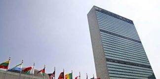 Misión de la ONU - Misión de la ONU