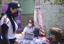 Fairuth Ortega realizó Mega Jornada - N24C