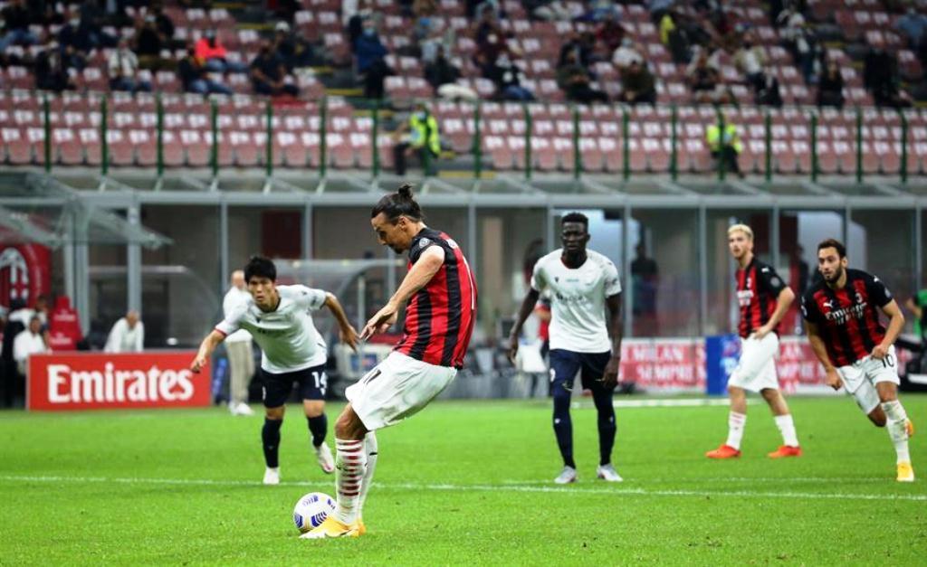 Zlatan Ibrahimovic marcó doblete - noticias24 Carabobo