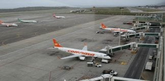 Maduro anuncia reactivación de vuelos