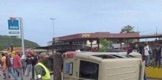 Protestas en Boca de Uchire – protestas en Boca de Uchire