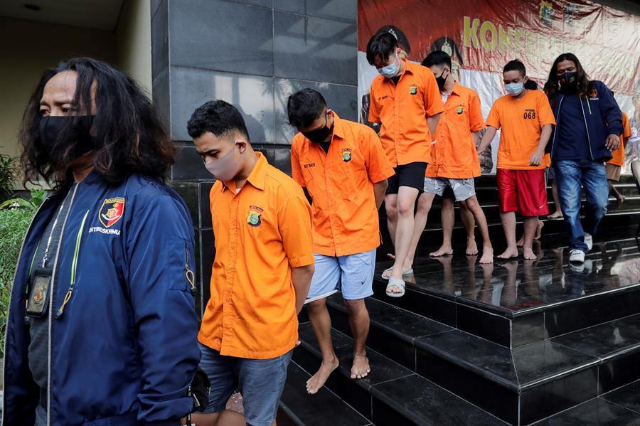 Fiesta sexual en Indonesia