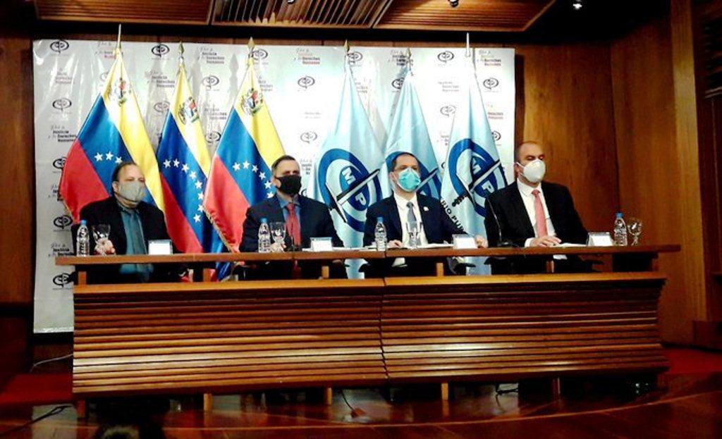 Gobierno venezolano entrega su informe - noticias24 Carabobo