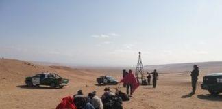 Venezolanos en el desierto de Chile - Venezolanos en el desierto de Chile
