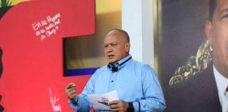 Diosdado Cabello Rondón - Diosdado Cabello Rondón
