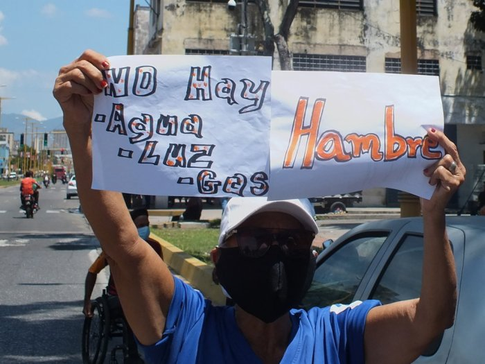 Protesta en el Sur de Valencia