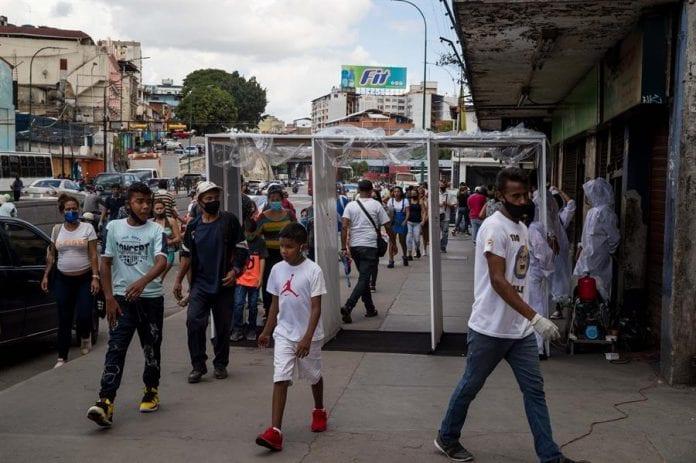 COVID 19 en Venezuela 01-09 - COVID 19 en Venezuela 01-09
