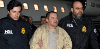 sentencia del Chapo Guzmán