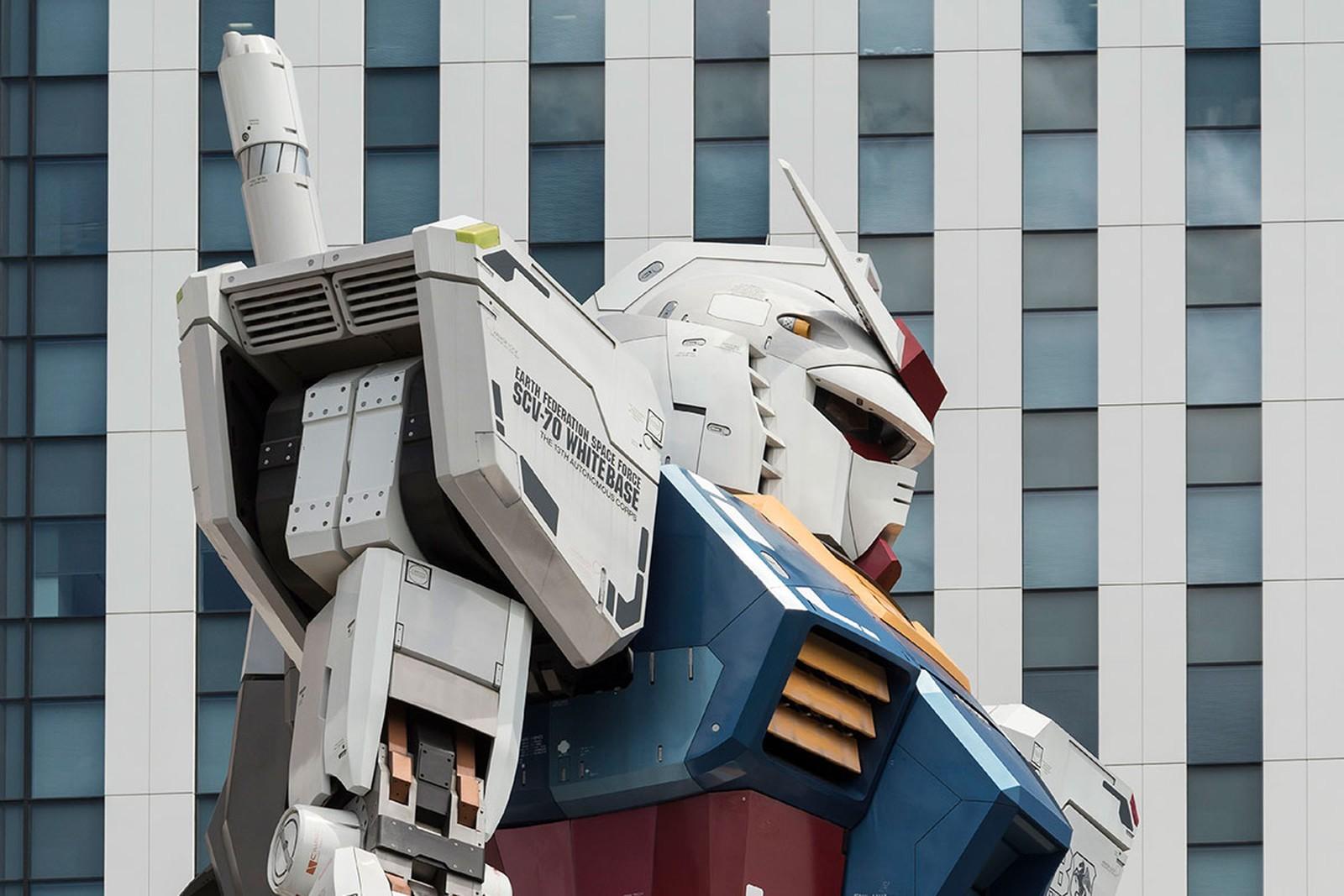 Robot Gundam – robot Gundam