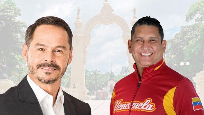Vielva Mora y Enrique Ramos Candidatos de lujo para Carabobo