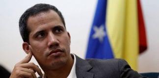 Ruta de Juan Guaidó - Ruta de Juan Guaidó