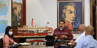 Maduro llamó a los milicianos - Maduro llamó a los milicianos