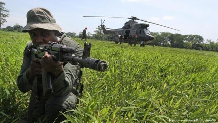 Incursión extranjera en Venezuela - n24c