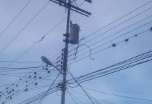 Murió electrocutada en La Isabelica - Murió electrocutada en La Isabelica