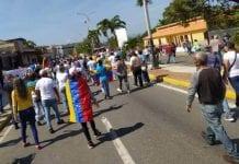 Protestas en Venezuela - Protestas en Venezuela
