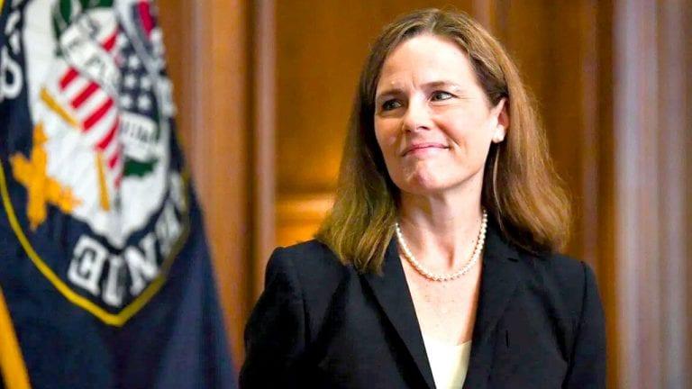Amy Barrett nueva jueza de la Corte Suprema de EEUU