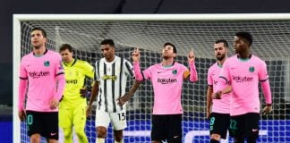 Barcelona venció a Juventus