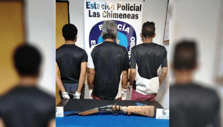 Detenidos integrantes de la banda «Los Parqueros del Norte» en Valencia