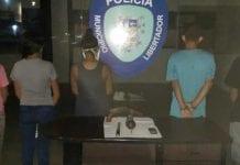 Detenidos cinco asaltantes de autobús