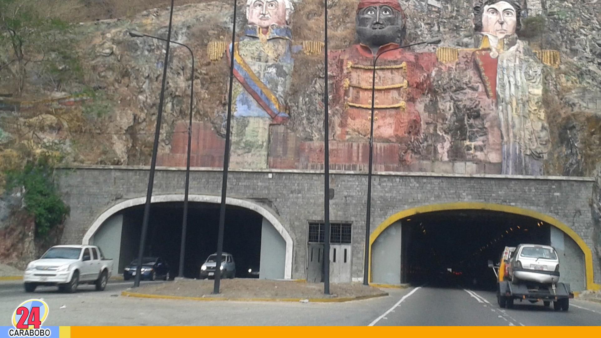 Cierre del túnel de La Cabrera