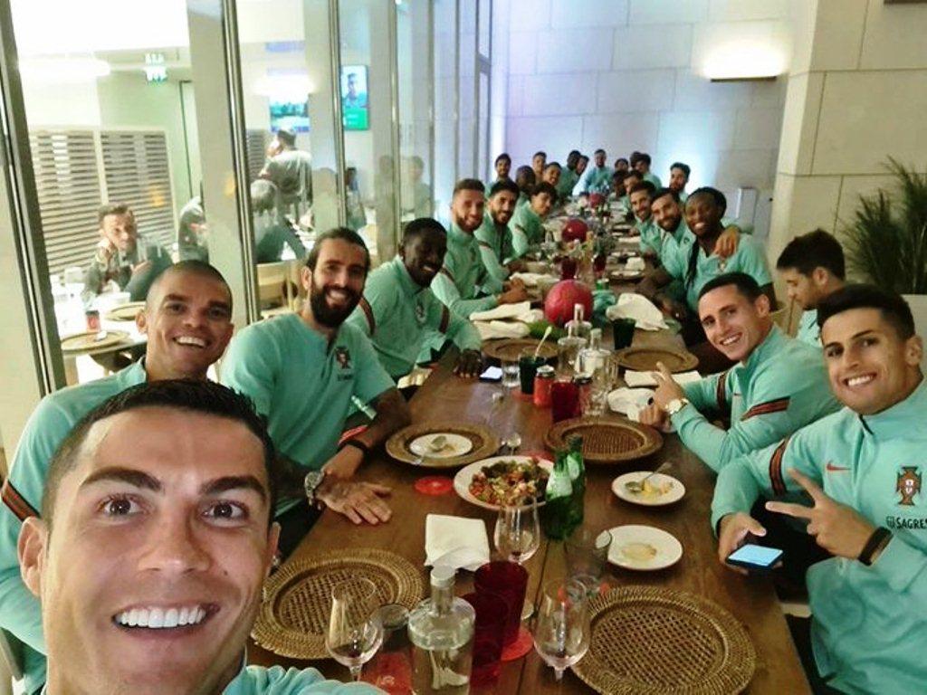 Cristiano Ronaldo dio positivo a coronavirus - noticias24 Carabobo