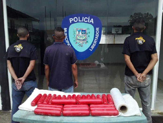 Detienen a sujetos implicados en hurto a empresa en Tocuyito