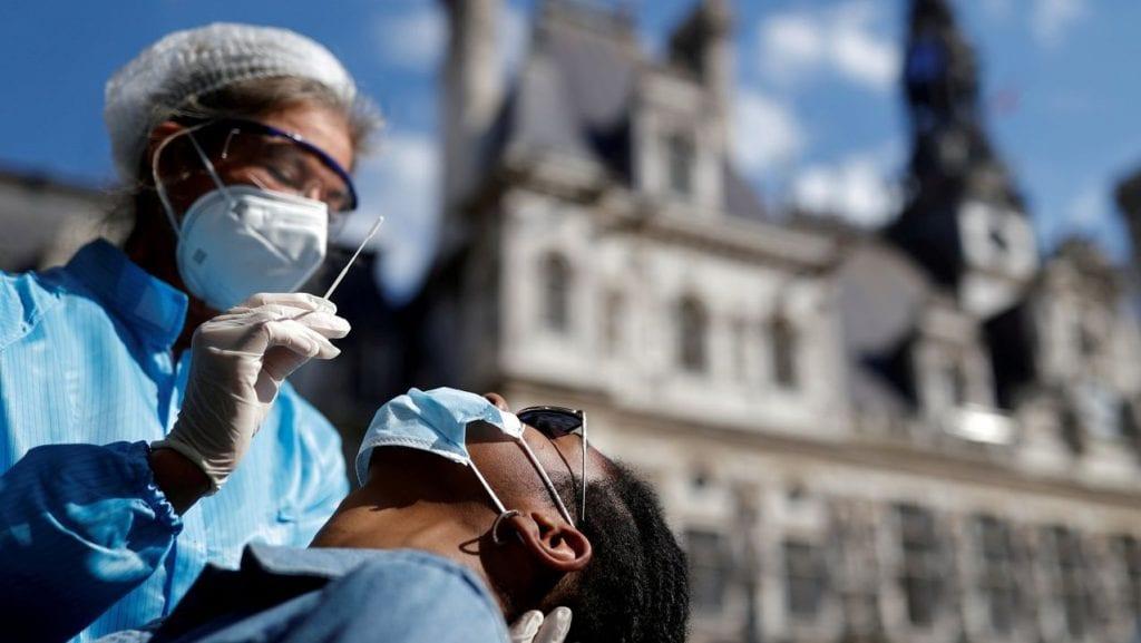 alerta máxima en París